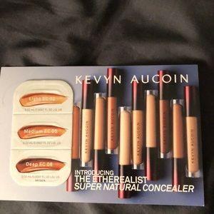 Kevyn Aucoin concealer samples